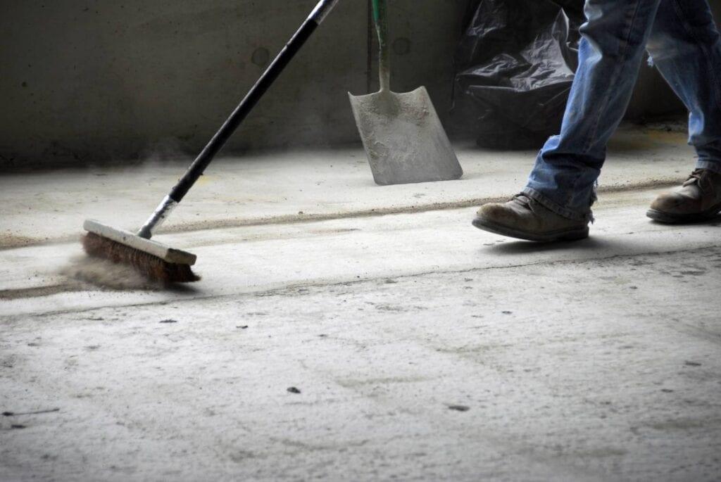 Spécialiste du nettoyage après chantier et travaux à Marseille